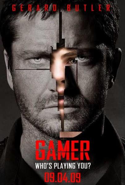 gamer poster butler