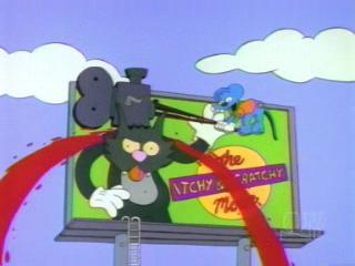 itchy and scratchy the movie