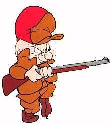 Elmer Fudd A Wild Hare