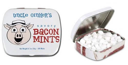 bacon mints l
