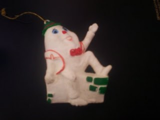 Humpty Ornament