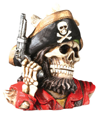 pistol pirate bust