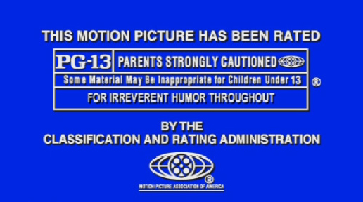 MPAA ratings