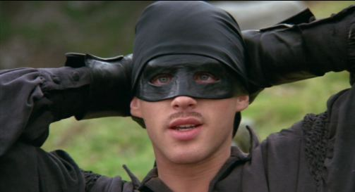 Princess bride cary elwes dread pirate roberts
