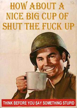 big cup of stfu