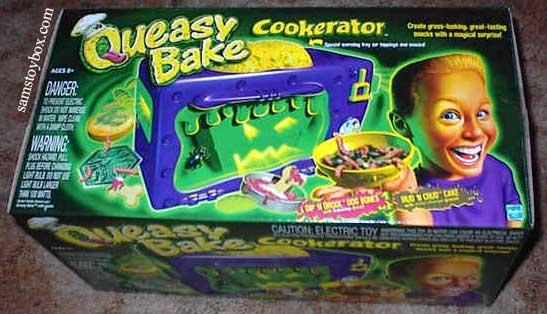 QueasyBake