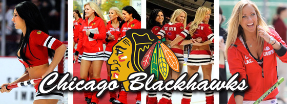 Blackhawks Girls