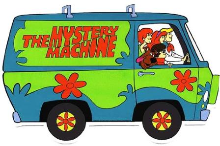 Mystery Machine3