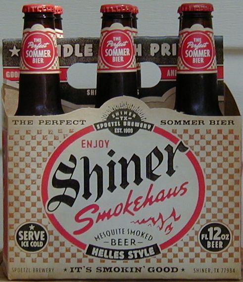 btb Shiner Smokehaus 6 pack