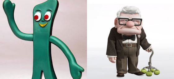 gumby up