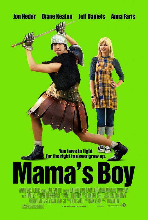 Mamas Boy poster