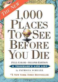 1000 places see before you die second edition paperback cover art
