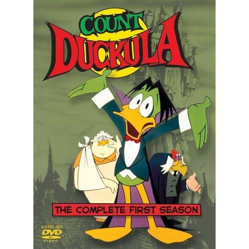 Count Duckula First Season R1