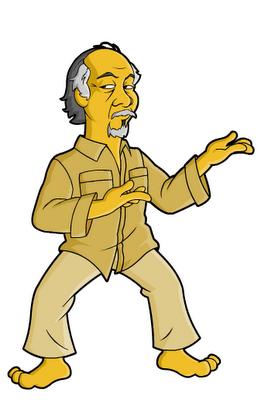 MrMiyagi Karate Kid2