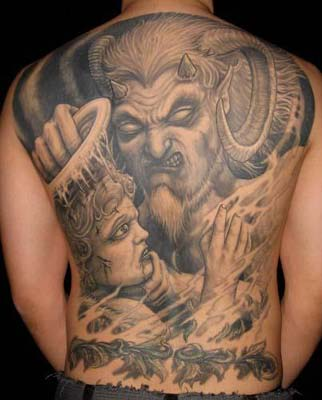 devil tattoo 5