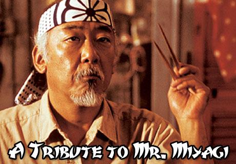 mr miyagi tribute