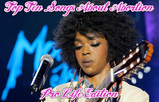 songs about abortion pro life1