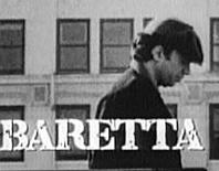 Baretta Title Screen
