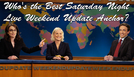 saturday night live weekend update
