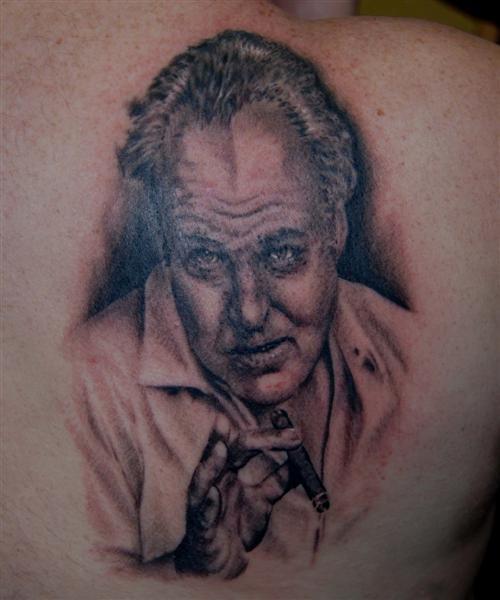 archie tattoo