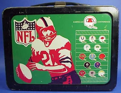 NFL Lunchbox 1973 AFC