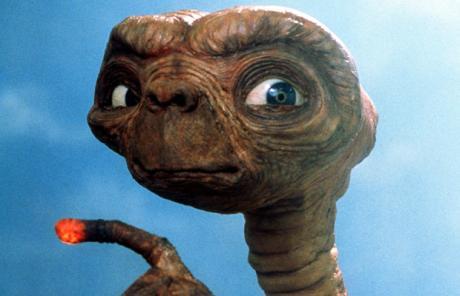 aliens ET