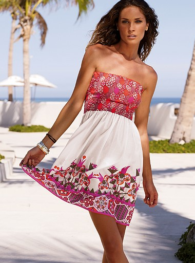 cancun sun dress