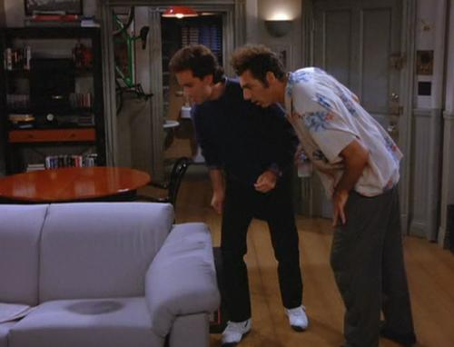 seinfeld couch
