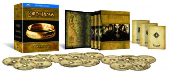 the lord of the rings the motion picture trilogy extended edition blu ray image 2 600x268