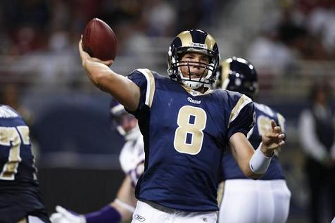 Sam Bradford Rookie Pass Completions Record Holder