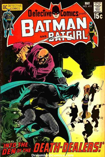 detective comics Talia