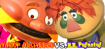 A Tribute To Mayor Mccheese Of Mcdonalds He has a giant cheeseburger head. a tribute to mayor mccheese of mcdonalds