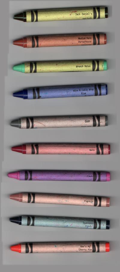ManCrayons