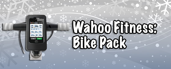 Wahoo Fitness Bike Pack