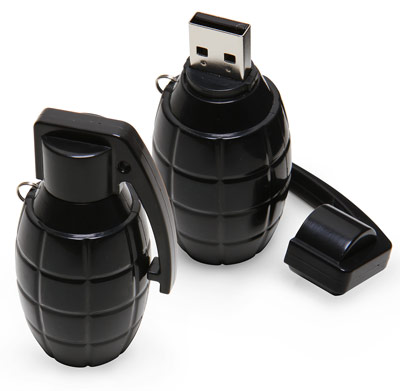 cbc9 usb grenade flash drive