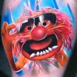 Awesome Muppet Tattoos