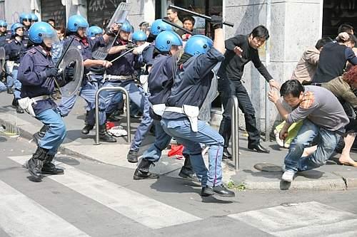 leap riot