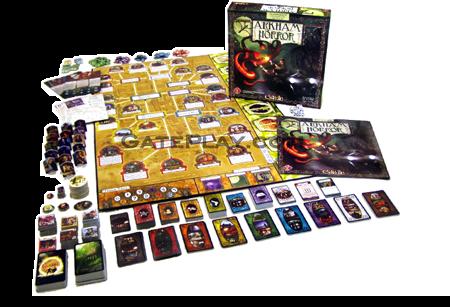 Arkham Horror board game d