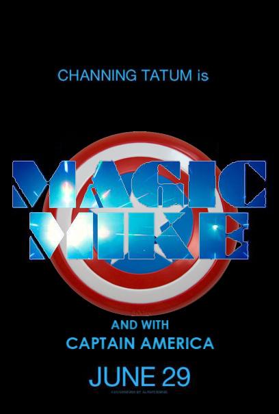 Magic Mike Poster Cap