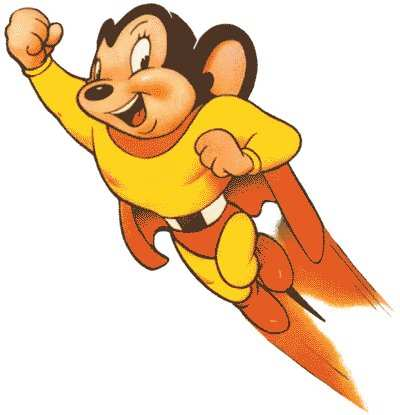 Mighty Mouse 791438