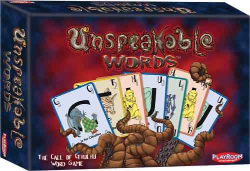 unspeakable words
