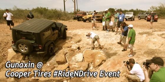 Cooper RideNdrive 560x280
