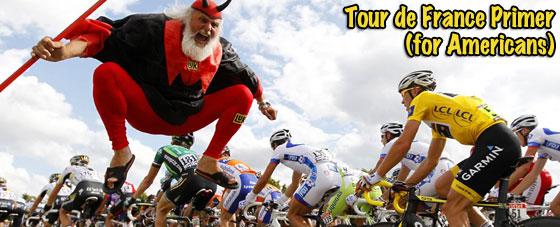 Tour de France Primer Header