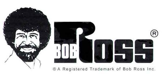 Bob Ross Logo