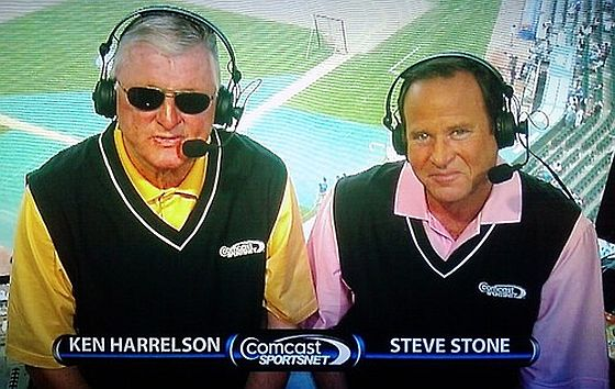 Hawk and Steve Stone