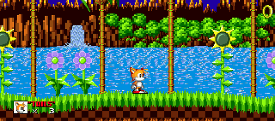 Tails in Sonic 1 002