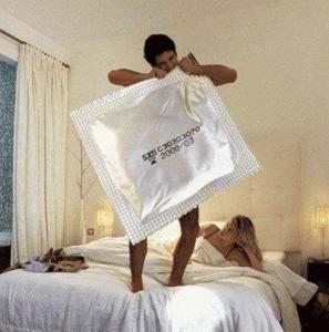 big condom