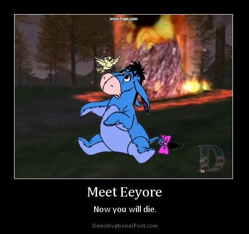 meet eeyore