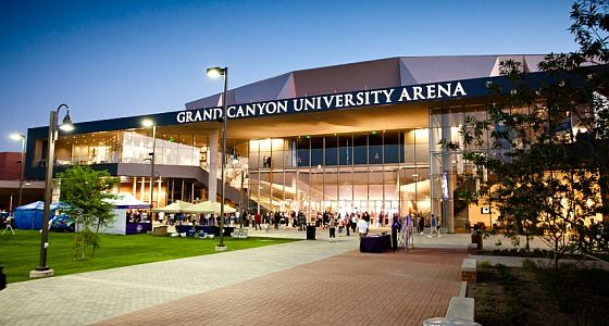 Grand Canyon university header