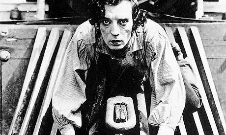 Buster Keaton in The Gene 001